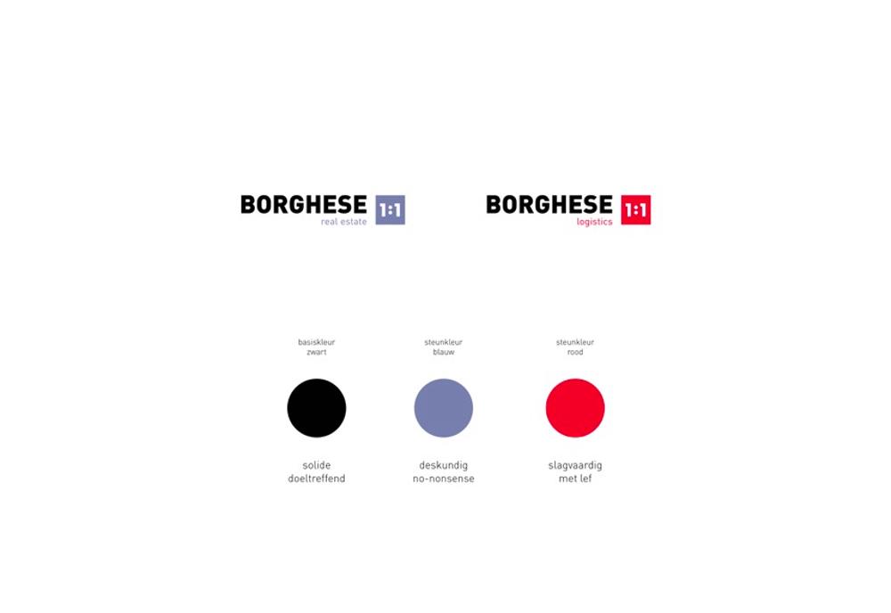 Borghese logo
