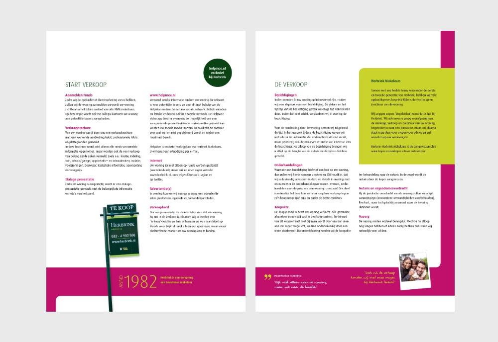 Herbrink brochure